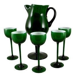 Image of Mid-Century Modern Carafes and Decanters