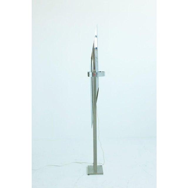 Robert Sonneman Floor Lamp For Sale In New York - Image 6 of 8