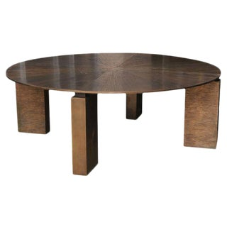 Modern Tuell & Reynolds Carmel Coffee Table For Sale