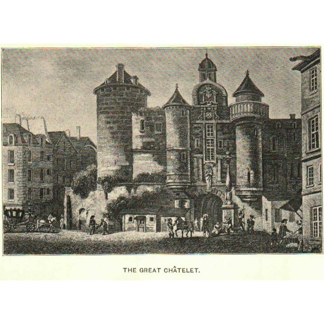 The Dungeons of Old Paris Book For Sale - Image 4 of 4