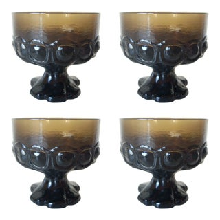 Franciscan Champagne Glass Coupes - Set of 4 For Sale