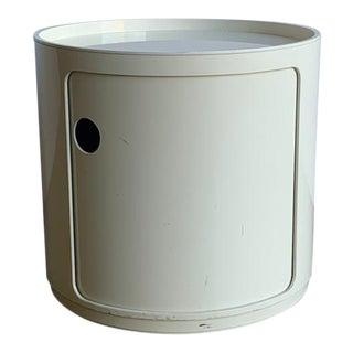 Kartell Side Table- White For Sale