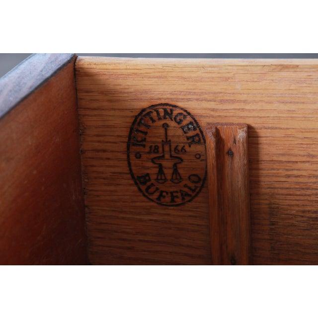 Kittinger Inlaid Mahogany Sideboard Credenza For Sale - Image 12 of 13