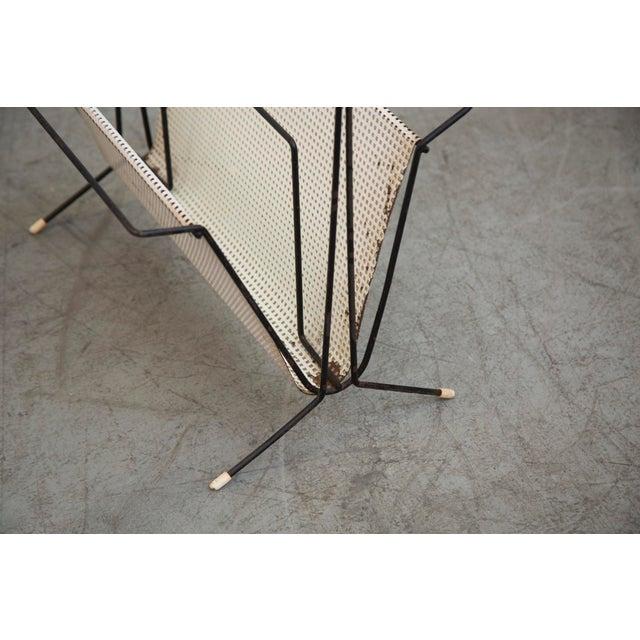 Pilastro Style Wire Magazine Rack - Image 5 of 7