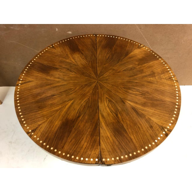 1930s 1930s French Art Deco Adjustable Table For Sale - Image 5 of 11