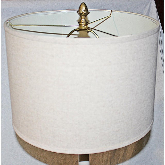 Traditional Floor Table Lamp - Image 7 of 7