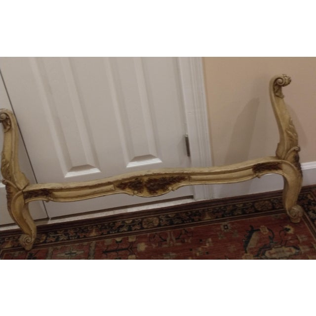 19th Century 19th Century Antique Twin Headboard and Footboard For Sale - Image 5 of 13