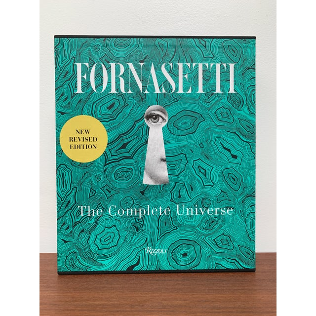Fornasetti the Complete Universe Book by Barnaba Fornasetti and Mariuccia Casadio for Rizzoli For Sale - Image 13 of 13