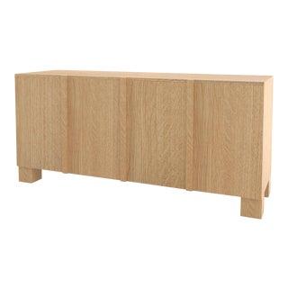 Contemporary 100 Storage in Oak by Orphan Work, 2019 For Sale