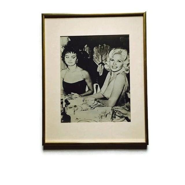 Vintage Hollywood Glamour Movie Stars Photo - Image 5 of 6