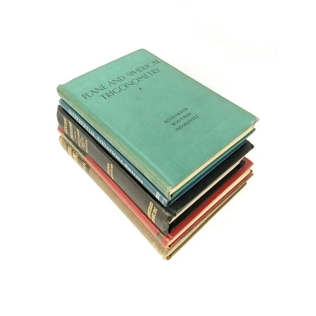 Vintage Technical & Scientific Book Collection - Set of 5 - Image 4 of 4