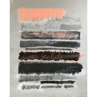 Please - Original Artwork by Carolyn Reed Barritt For Sale