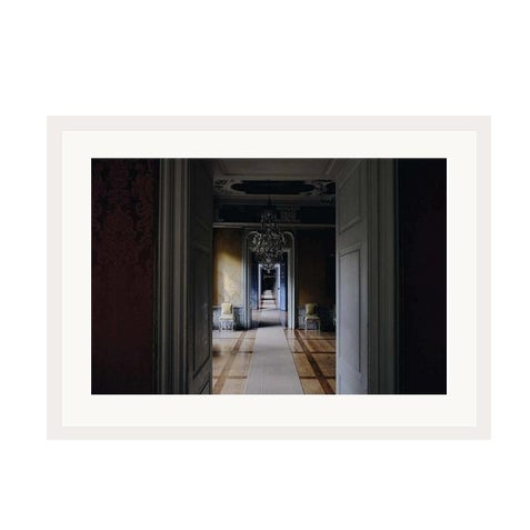 Enfilade by P. Osvald For Sale - Image 4 of 4