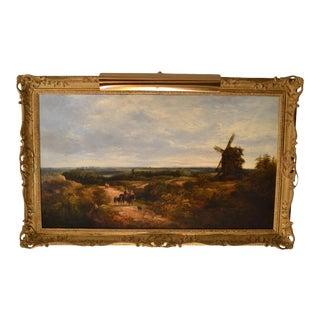British Landscape, 19th Century For Sale