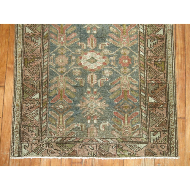 Antique Persian Malayer, 3'1'' X 5'11'' For Sale In New York - Image 6 of 8