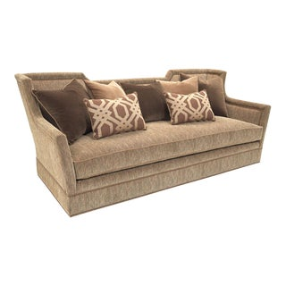 Transitional Bench Seat Sofa