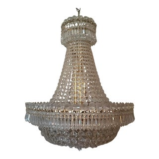 Empire 18 Light Crystal Chandelier