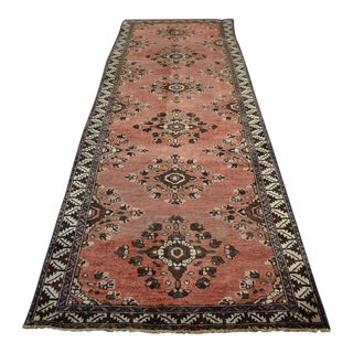 Vintage Turkish Runner - 3'2″x10'1″