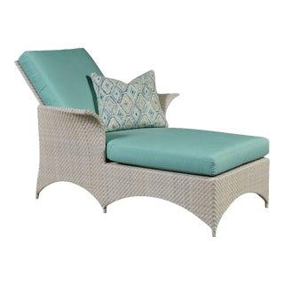 Woodbridge Ventana Adjustable Back Chaise Lounge For Sale
