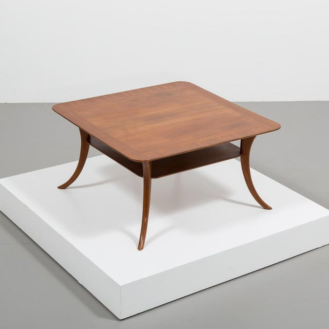 Robsjohn Gibbings Coffee Table 1950s For Sale - Image 6 of 6