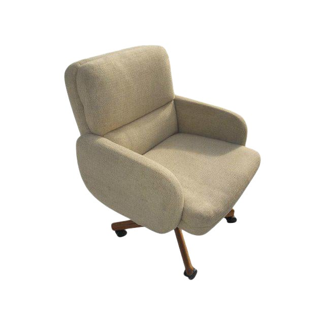 Scandiline Mid-Century Danish Modern Office Chair For Sale
