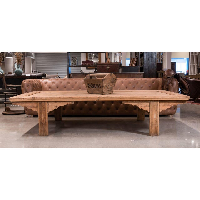 Sarreid Ltd Far Away Coffee Table - Image 8 of 9