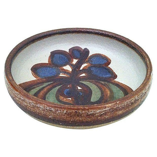 Large Danish Stoneware Bowl - Image 1 of 4