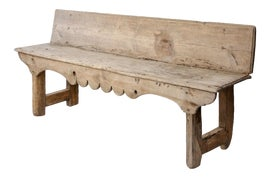 Image of Chestnut Benches