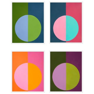"""XL """"Forevers I, Set of 4"""" Print by Stephanie Henderson, 50"""" X 62"""" - Set of 4 Preview"""