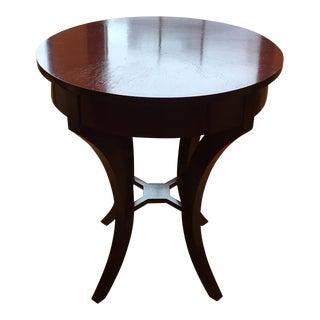 Nancy Corzine Laughton Walnut Side Table