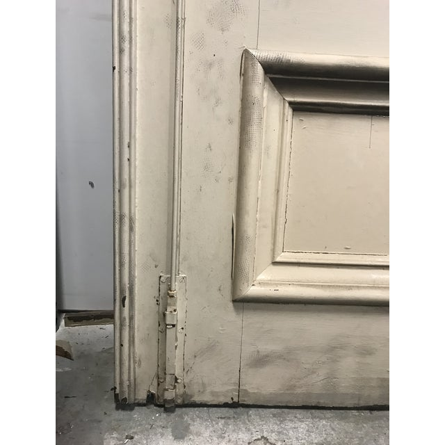 1880s Monumental Italian Renaissance Architectural Salvage Church Doors - a Pair For Sale - Image 11 of 13