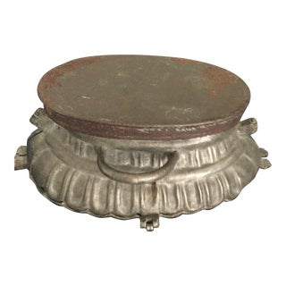 19th Century Antique Chocolate Mold For Sale