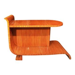 De Coene Frères Unusual Art Deco Occasional Table For Sale