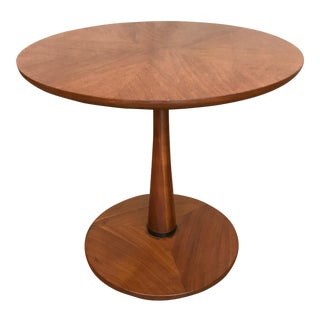 Kipp Stewart Walnut Side Table