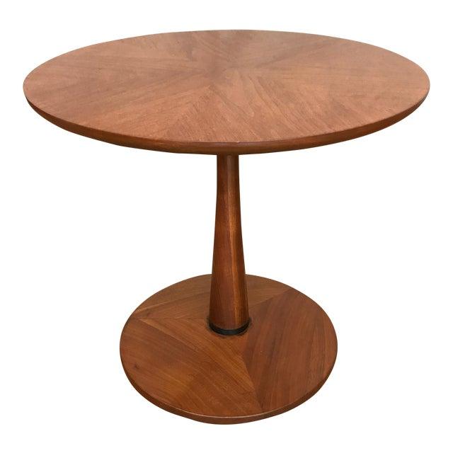 Kipp Stewart Walnut Side Table - Image 1 of 8
