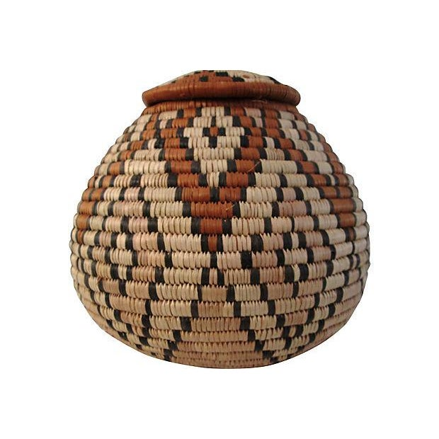 South African Baskets - Set of 3 - Image 7 of 8