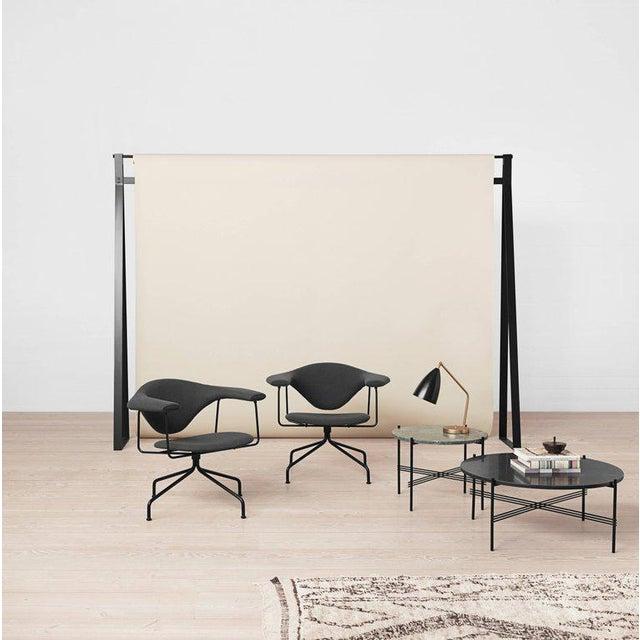 Mid-Century Modern Greta Magnusson Grossman 'Grasshopper' Table Lamp in Black For Sale - Image 3 of 11