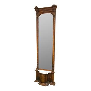 Antique Victorian Eastlake Pier Mirror