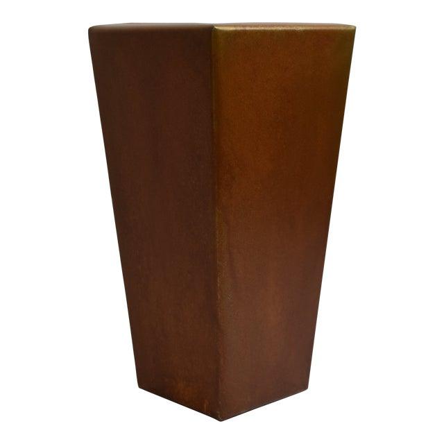 Handmade Pyramid Box For Sale