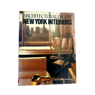 1979 Vintage New York Interiors Book For Sale