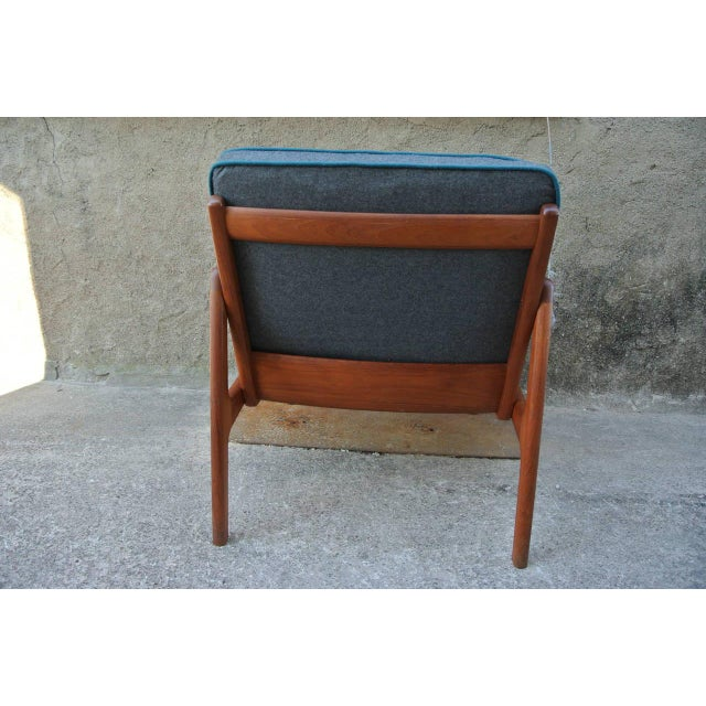 Easychair by Ole Wanshcer for John Stuart For Sale In New York - Image 6 of 9