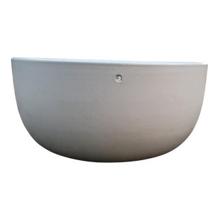 Mid-Century Hanging Gainey Planter For Sale