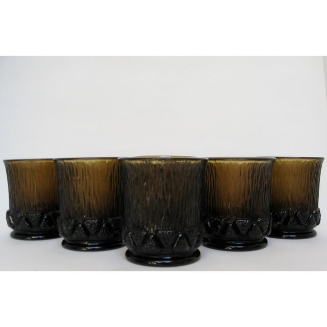 Fostoria Old Fashioned Glasses - Set of 6 For Sale In Los Angeles - Image 6 of 7
