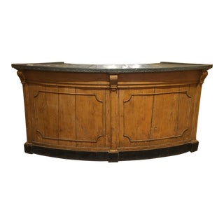 French Paneling Bar For Sale