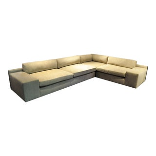 Custom Shanghai Sectional by the Golden Triangle Chicago For Sale