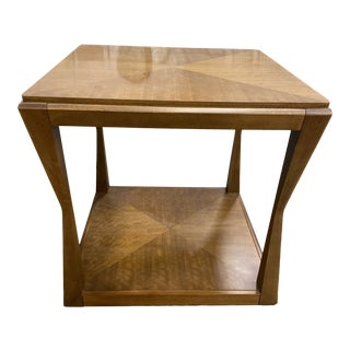 Paragon Club Decoeur Chairside Table For Sale