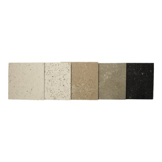 Zachary A. Finish Samples - Set of 5 For Sale
