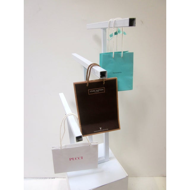 Modernist Countertop Jewelry Display Stand - Image 8 of 11