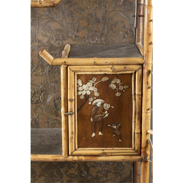 19th Century Chinoiserie Cabinet For Sale - Image 4 of 7