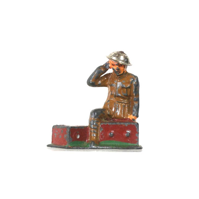 1940s Set of Lead War Toys - Image 3 of 6